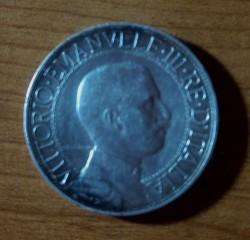 العملة > 2ليرة, 1908-1912 - إيطاليا  - reverse