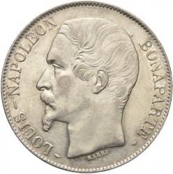 Moneta > 5franków, 1852 - Francja  - obverse