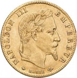 Монета > 5франков, 1862-1869 - Франция  - obverse