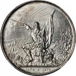 Moneta > 5franchi, 1874 - Svizzera  (Festival del Tiro di San Gallo) - reverse