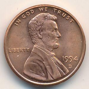 1 cent 1983-2008, USA - Coin value - uCoin net