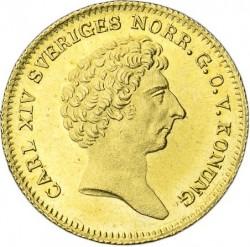 Monēta > 1dukat, 1830-1834 - Zviedrija  - obverse