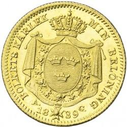 Մետաղադրամ > 1դուկատ, 1835-1843 -  Շվեդիա  - reverse