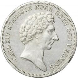 Монета > 1риксдалерспесие, 1831-1842 - Швеция  - obverse