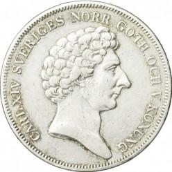 Moneta > 1riksdalerspecie, 1831-1842 - Szwecja  - obverse