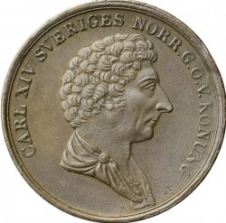 Монета > 2скилингбанко, 1835-1843 - Швеция  - obverse