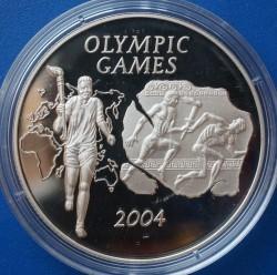 Moneta > 500sika, 2003 - Ghana  (XXVIII Giochi olimpici estivi, Atene 2004) - reverse