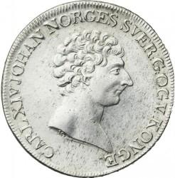 Монета > 1спесие-ригсдалер, 1819-1824 - Норвегия  - obverse