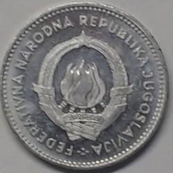 Coin > 50para, 1953 - Yugoslavia  - obverse