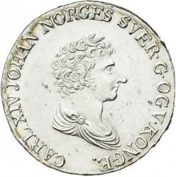 Moneda > 24skilling, 1825-1836 - Noruega  - obverse