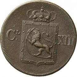 Moneda > 1skilling, 1816 - Noruega  - obverse