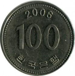 Moneta > 100vonų, 2006 - Pietų Korėja  - obverse