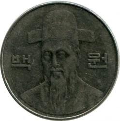 Moneta > 100vonų, 2006 - Pietų Korėja  - reverse