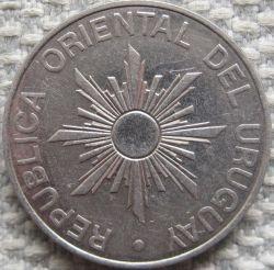 Moneda > 50nuevospesos, 1989 - Uruguay  - reverse
