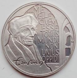 Munt > 2½ECUs, 1991 - Nederland  (Erasmus of Rotterdam) - reverse