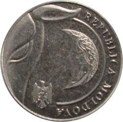 Moneda > 1leu, 2018 - Moldavia  - obverse