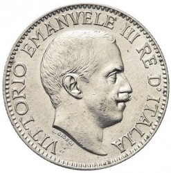 Moneta > ½rupii, 1910-1919 - Somali Włoskie  - obverse
