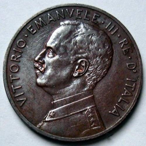 5 Centesimi 1908 1918 Italien Münzen Wert Ucoinnet