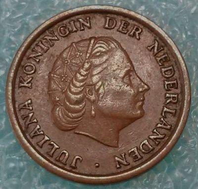 1 Cent 1956 Niederlande Münzen Wert Ucoinnet