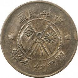 Moneta > 20cash, 1927 - Chiny - Republika  - obverse