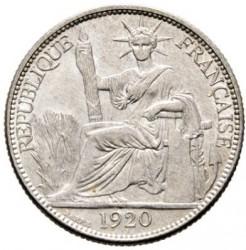 Монета > 20сантимов, 1920 - Французский Индокитай  - obverse