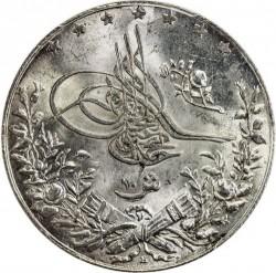 Munt > 10qirsh, 1909 - Egypte  - obverse