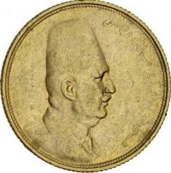 Moneda > 50piastras, 1923 - Egipto  - obverse