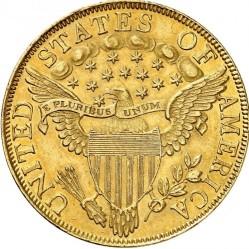 Moneda > 10dólares, 1797-1804 - Estados Unidos  (Liberty Cap - Eagle) - reverse