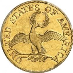 Moneda > 5dólares, 1795-1798 - Estados Unidos  (Liberty Cap - Half Eagle) - reverse