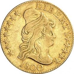 Munt > 5dollars, 1795-1807 - Verenigde Staten  (Liberty Cap - Half Eagle) - obverse