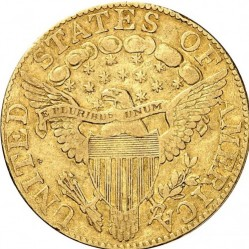 Munt > 5dollars, 1795-1807 - Verenigde Staten  (Liberty Cap - Half Eagle) - reverse