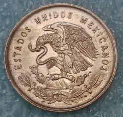 Монета > 5сентаво, 1950 - Мексика  - obverse