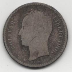 Münze > 10Centavos, 1874-1876 - Venezuela  - reverse