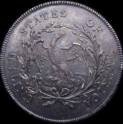 Munt > 1dollar, 1795-1798 - Verenigde Staten  (Draped Bust Dollar) - reverse