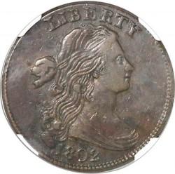 Moneda > 1centavo, 1796-1807 - Estados Unidos  (Draped Bust Cent) - obverse