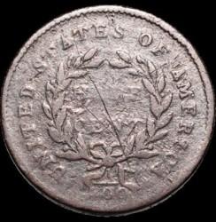 Munt > ½cent, 1794-1797 - Verenigde Staten  (Liberty Cap Half Cent) - reverse