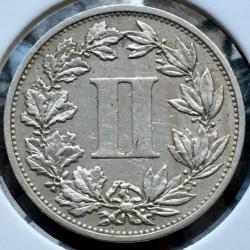 Монета > 2сентавос, 1882-1883 - Мексико  - reverse