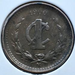 Νόμισμα > 1Σεντάβο, 1899-1905 - Μεξικό  - reverse