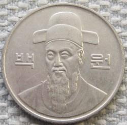 Moneta > 100vonų, 1994 - Pietų Korėja  - obverse