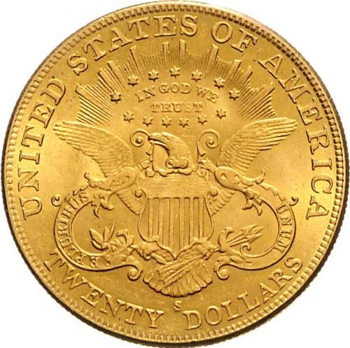 20 Dollar 1903 Double Eagle Usa Münzen Wert Ucoinnet