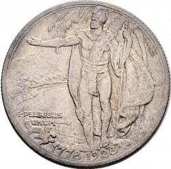 Moneta > ½dollara, 1928 - USA  (150 rocznica - Odkrycie Hawajów) - reverse