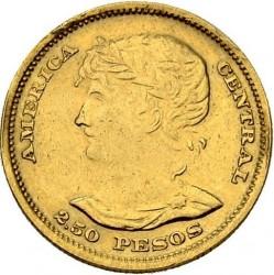 Кованица > 2½пезоа, 1892 - Салвадор  - reverse