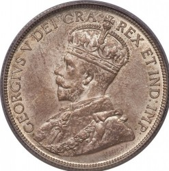 Coin > 50cents, 1912-1919 - Canada  - obverse