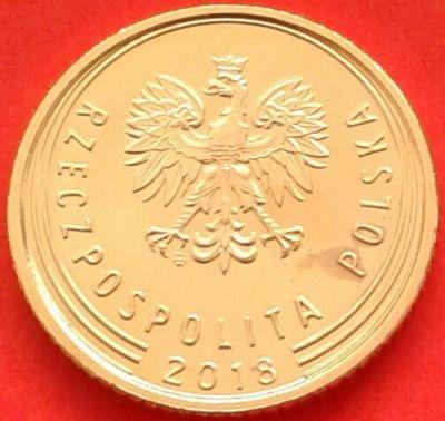 1 grosz 2017-2019, Poland - Coin value - uCoin net