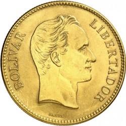 Moneta > 100bolivarų, 1886-1889 - Venesuela  - reverse