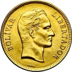 Coin > 10bolívares, 1930 - Venezuela  - reverse