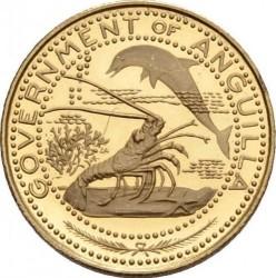 Νόμισμα > 10Δολάρια, 1969-1970 - Ανγκουίλα  - obverse