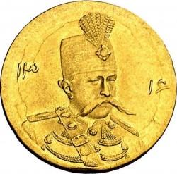 Coin > 5000dinars, 1899-1907 - Iran  - obverse