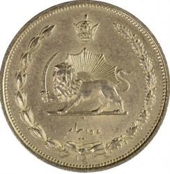 Moneda > 10dinars, 1931 - Iran  - reverse