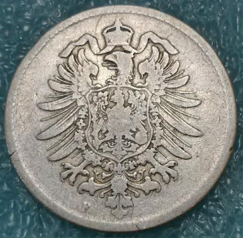 1 марка 1873-1887, Германия - Цена монеты - uCoin.net